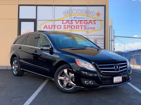 2011 Mercedes-Benz R-Class for sale in Las Vegas, NV