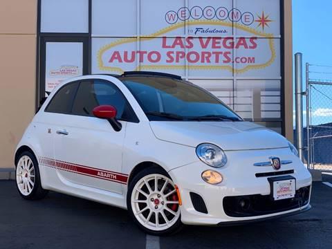 Fiat Las Vegas >> 2015 Fiat 500c For Sale In Las Vegas Nv
