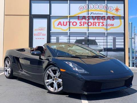 Used Lamborghini Gallardo For Sale Carsforsale Com