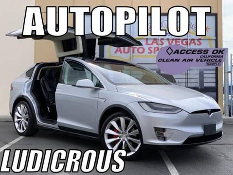 2016 Tesla Model X for sale in Las Vegas, NV