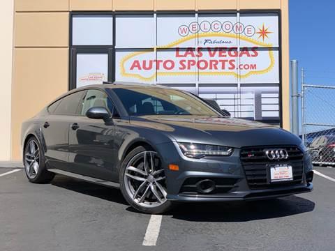 2016 Audi S7 for sale in Las Vegas, NV