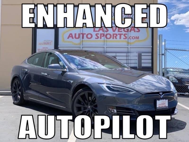2018 Tesla Model S AWD 100D 4dr Liftback In Las Vegas NV