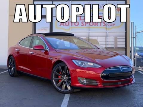 2014 Tesla Model S for sale in Las Vegas, NV