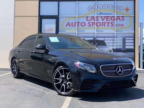 2017 Mercedes-Benz E-Class for sale at Las Vegas Auto Sports in Las Vegas NV
