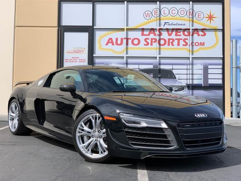 2014 Audi R8 for sale at Las Vegas Auto Sports in Las Vegas NV
