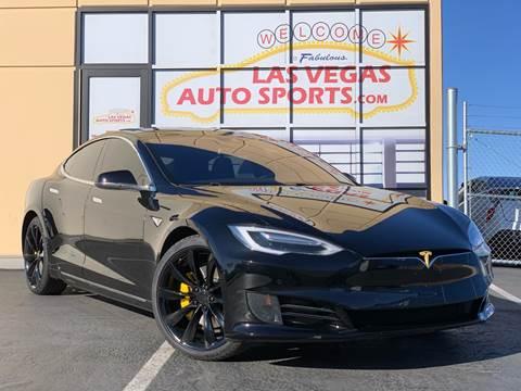 2016 Tesla Model S for sale at Las Vegas Auto Sports in Las Vegas NV