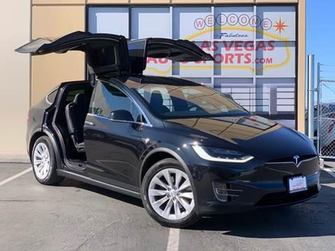 2017 Tesla Model X for sale in Las Vegas, NV