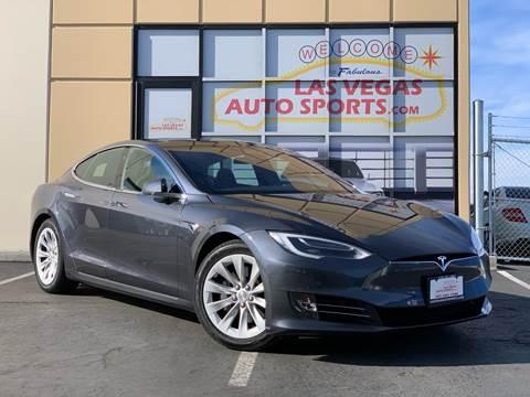 2017 Tesla Model S for sale at Las Vegas Auto Sports in Las Vegas NV