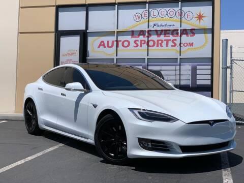 2018 Tesla Model S for sale at Las Vegas Auto Sports in Las Vegas NV
