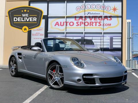 2008 Porsche 911 for sale at Las Vegas Auto Sports in Las Vegas NV
