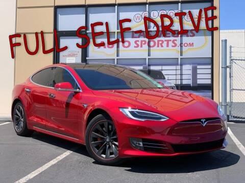 2019 Tesla Model S for sale at Las Vegas Auto Sports in Las Vegas NV