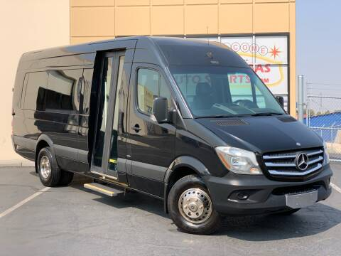 2015 Mercedes-Benz Sprinter Cargo for sale at Las Vegas Auto Sports in Las Vegas NV