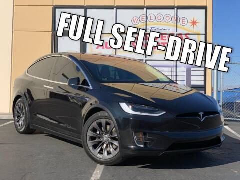 2018 Tesla Model X for sale at Las Vegas Auto Sports in Las Vegas NV