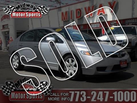 2009 honda civic for sale in illinois for Honda civic for sale in chicago