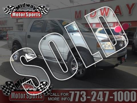 Used 2005 ford f 150 for sale in illinois for Mccormick motors decatur il