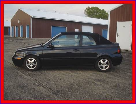 1999 Volkswagen Cabrio for sale at Cambridge Automotive Repair in Cambridge WI
