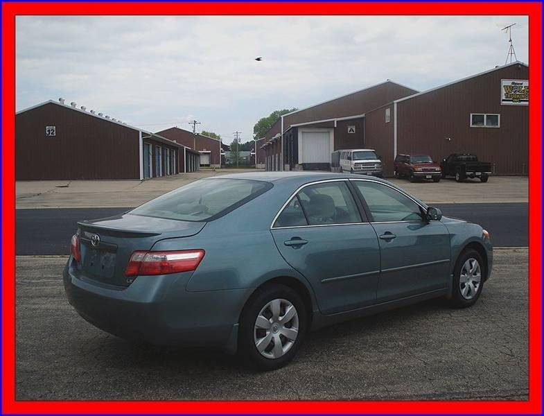 2008 Toyota Camry for sale at Cambridge Automotive Repair in Cambridge WI