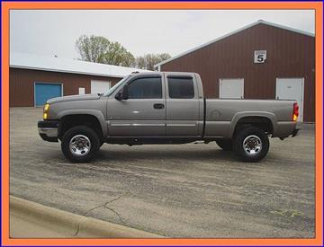 2007 Chevrolet Silverado 2500HD Classic for sale at Cambridge Automotive Repair in Cambridge WI