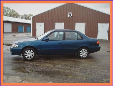 2001 Toyota Corolla for sale at Cambridge Automotive Repair in Cambridge WI