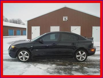 2006 Mazda MAZDA3 for sale at Cambridge Automotive Repair in Cambridge WI