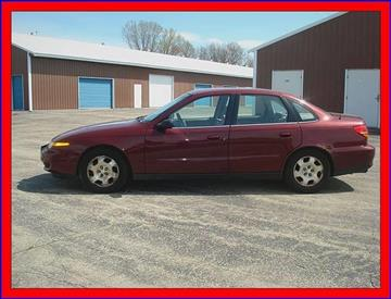 2001 Saturn L-Series for sale at Cambridge Automotive Repair in Cambridge WI