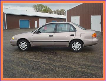 2001 Chevrolet Prizm for sale at Cambridge Automotive Repair in Cambridge WI
