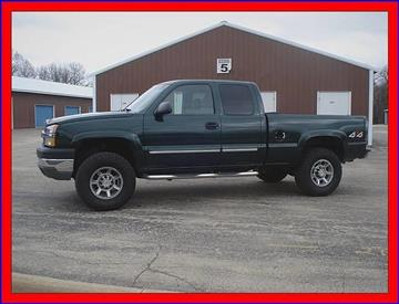 2003 Chevrolet Silverado 2500HD for sale at Cambridge Automotive Repair in Cambridge WI