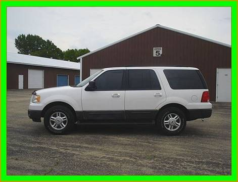 2004 Ford Expedition for sale at Cambridge Automotive Repair in Cambridge WI