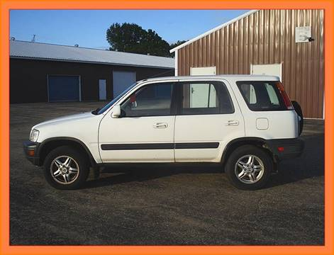 2001 Honda CR-V for sale at Cambridge Automotive Repair in Cambridge WI