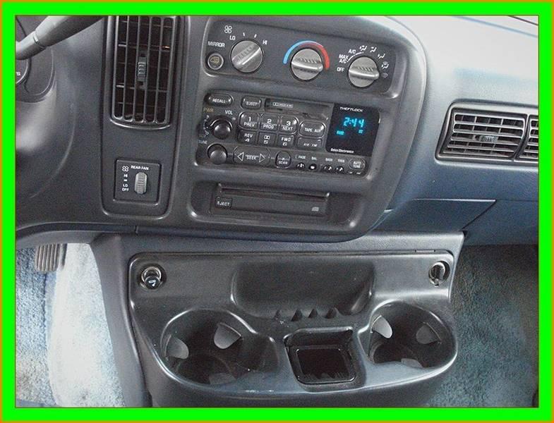 1999 Chevrolet G1500 for sale at Cambridge Automotive Repair in Cambridge WI