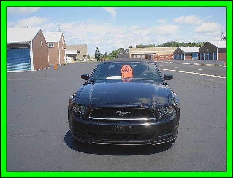 2013 Ford Mustang for sale at Cambridge Automotive Repair in Cambridge WI