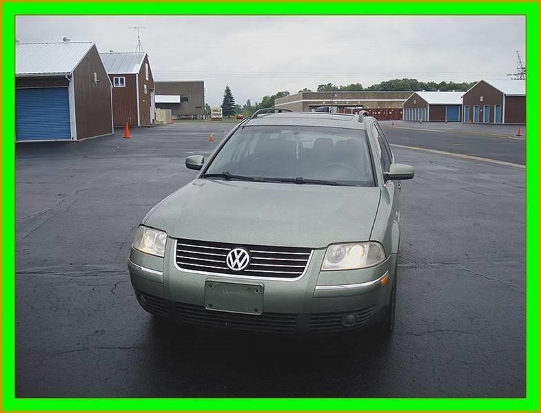 2003 Volkswagen Passat for sale at Cambridge Automotive Repair in Cambridge WI