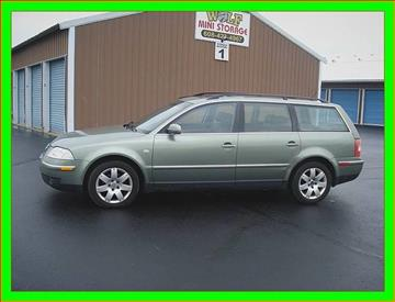2003 Volkswagen Passat for sale at Cambridge Automotive Repair in Cambridge WI