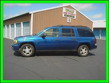 2006 Chevrolet TrailBlazer EXT for sale at Cambridge Automotive Repair in Cambridge WI