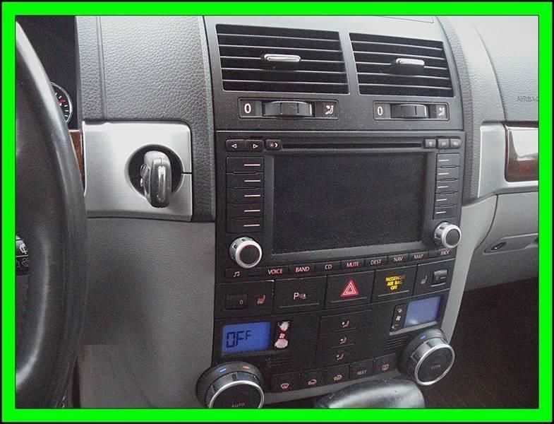 2006 Volkswagen Touareg for sale at Cambridge Automotive Repair in Cambridge WI