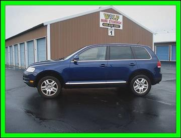 2006 Volkswagen Touareg for sale at Cambridge Automotive Repair in Cambridge WI