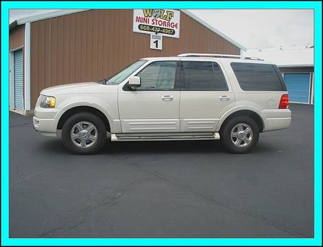 2006 Ford Expedition for sale at Cambridge Automotive Repair in Cambridge WI