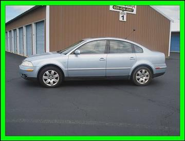2001 Volkswagen Passat for sale at Cambridge Automotive Repair in Cambridge WI