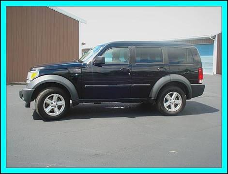 2007 Dodge Nitro for sale at Cambridge Automotive Repair in Cambridge WI