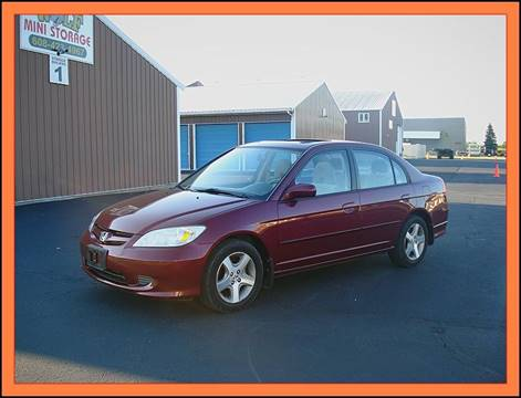 2004 Honda Civic for sale at Cambridge Automotive Repair in Cambridge WI