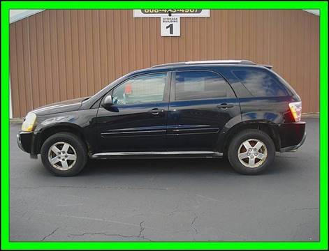 2005 Chevrolet Equinox for sale at Cambridge Automotive Repair in Cambridge WI