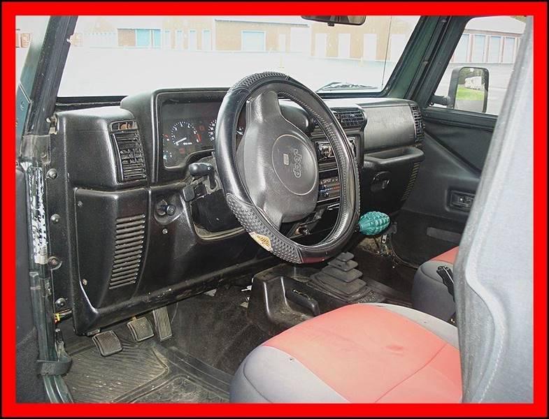 1997 Jeep Wrangler for sale at Cambridge Automotive Repair in Cambridge WI