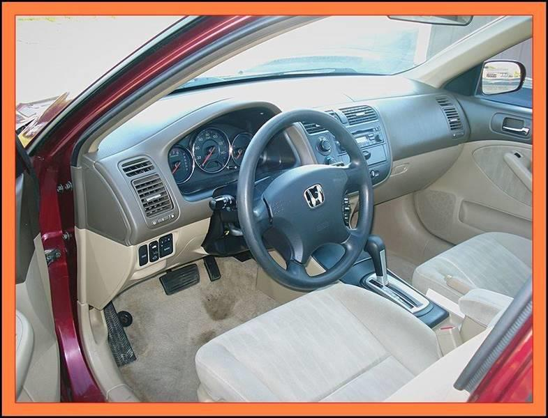 2004 Honda Civic for sale at Cambridge Automotive Repair in Cambridge WI