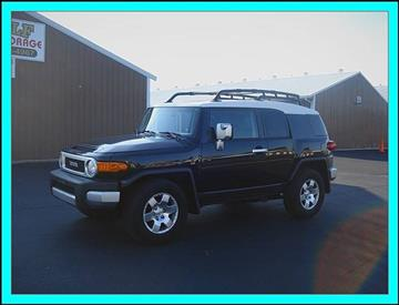 2007 Toyota FJ Cruiser for sale at Cambridge Automotive Repair in Cambridge WI