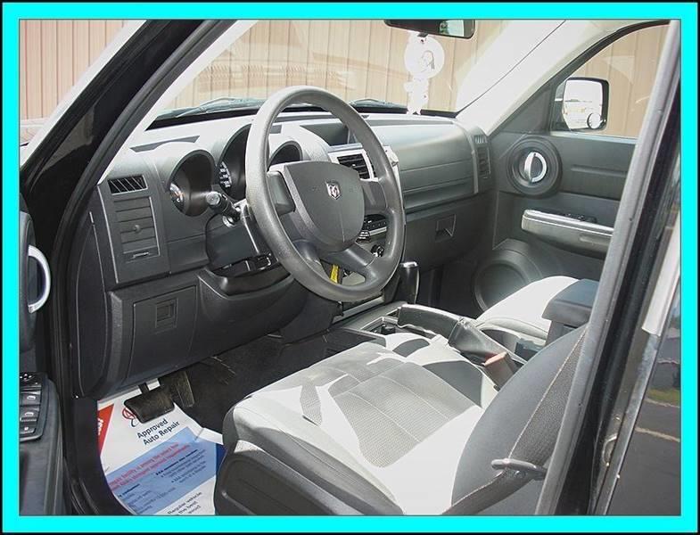 2007 Dodge Nitro for sale at Cambridge Automotive Repair in Cambridge WI