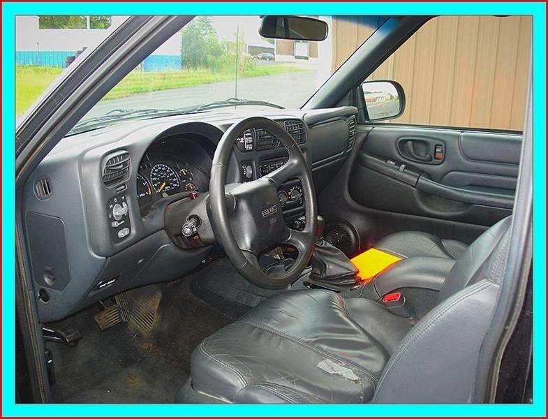 2000 GMC Jimmy for sale at Cambridge Automotive Repair in Cambridge WI