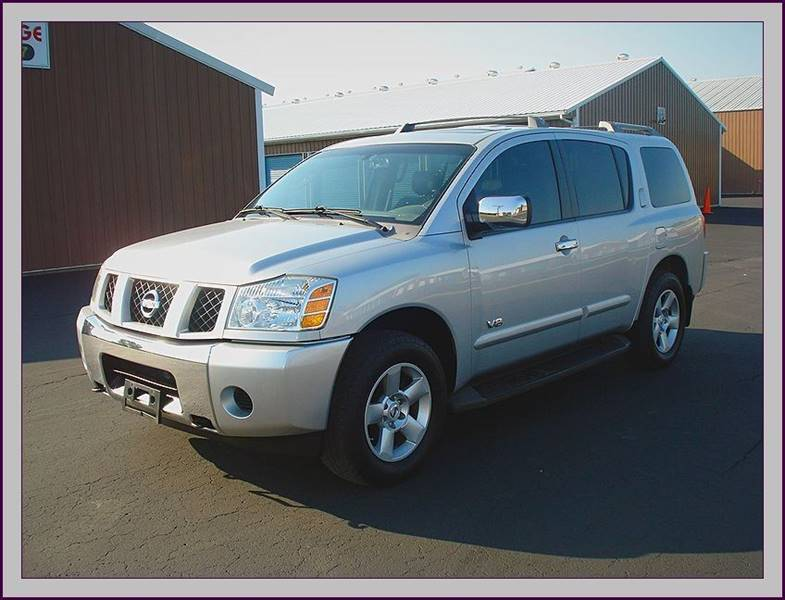2006 Nissan Armada for sale at Cambridge Automotive Repair in Cambridge WI