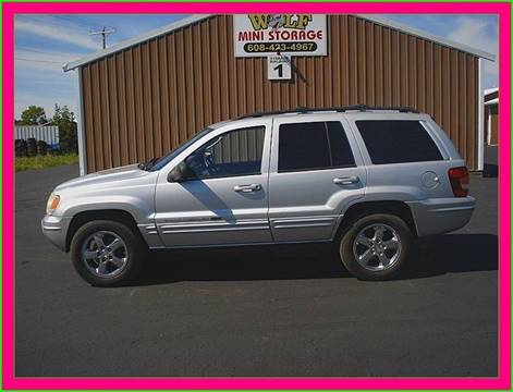 2004 Jeep Grand Cherokee for sale at Cambridge Automotive Repair in Cambridge WI