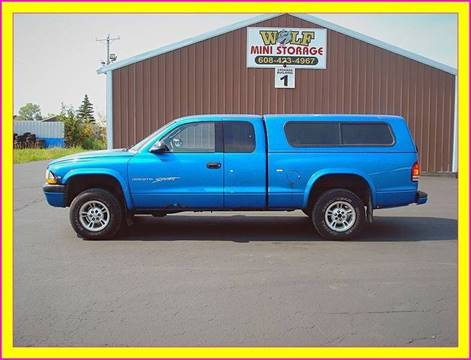 2000 Dodge Dakota for sale at Cambridge Automotive Repair in Cambridge WI