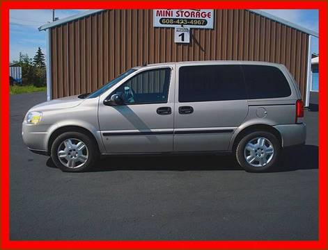 2008 Chevrolet Uplander for sale at Cambridge Automotive Repair in Cambridge WI